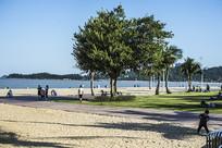 珠海香炉湾沙滩