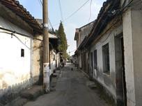 古镇老街巷