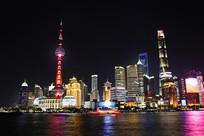 夜上海灯光