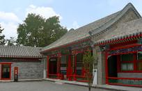 北京清代名亭-陶然亭