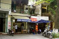 越南北宁省城镇街景