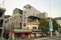 越南北越地区北宁省城镇街道
