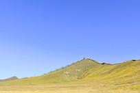 九曲黄河第一湾的法螺观景台