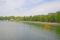 北京陶然亭湖