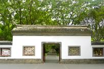 北京陶然亭-徽派园林建筑