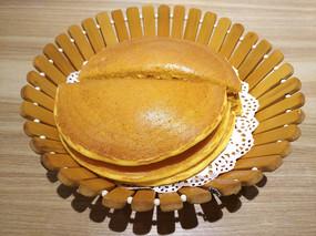 金色玉米饼