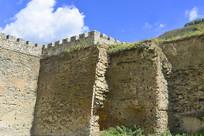 四川省阿坝松潘古城古城墙