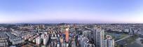 城市全景超宽幅大图