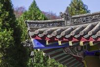 古建筑檐角
