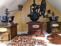 咖啡咖啡研磨机