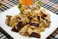 越南菜炒鱿鱼