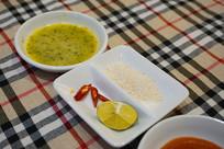 越南美食-调味碟