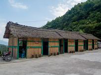 重庆巫山骡坪镇农家乐简易建筑