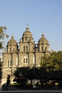 北京王府井天主堂-东堂