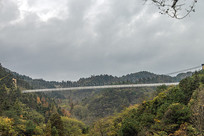 玻璃桥之秋