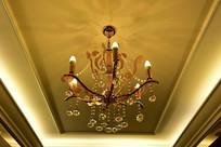 欧式艺术吊灯