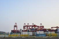 上港集团的集装箱