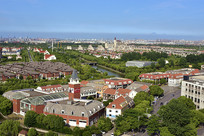 上海北欧小镇居民群落