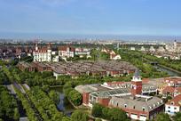 上海北欧小镇住宅区
