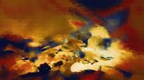 艺术油画抽象画