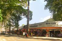 越南胡志明市体育用品店