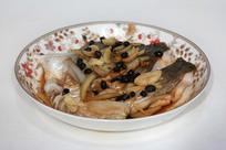 豉油豆豉蒸草鱼