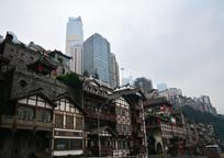 重庆洪崖洞街景