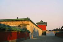 北京天坛的御道