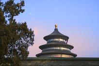北京天坛祈年殿大殿