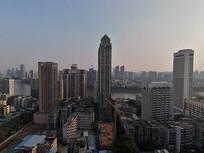 广州市越秀片区景观