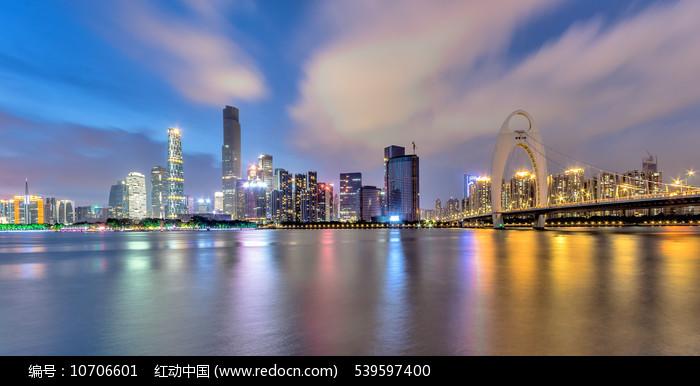 广州市夜景照片图片