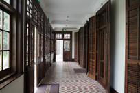 上海交响乐博物馆底层走廊