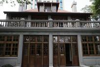 上海交响乐博物馆建筑正面