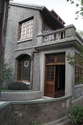 上海交响乐博物馆一角