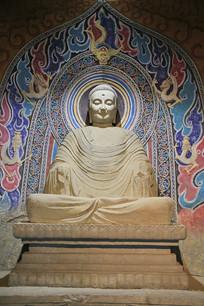 释迦牟尼佛像坐像