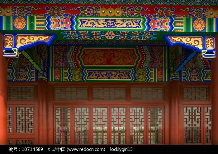 滨州无棣县大觉寺古典建筑图片