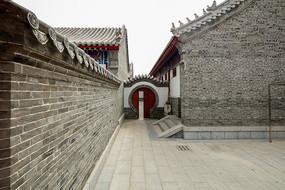 滨州无棣县大觉寺古典建筑