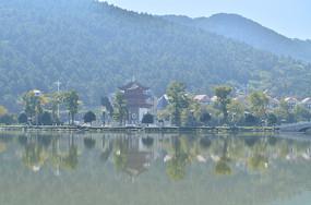 青山绿水风景