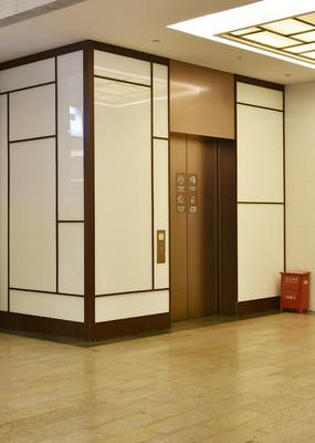 电梯等候厅