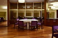 高档酒店餐桌