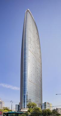 山东济南第一高楼