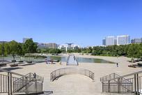 济南市齐鲁软件园景观