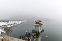 南湾湖雪韵