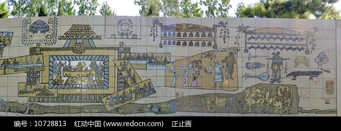 北京元大都建典场景 图片