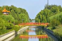 北京元土城遗址-小月河园林