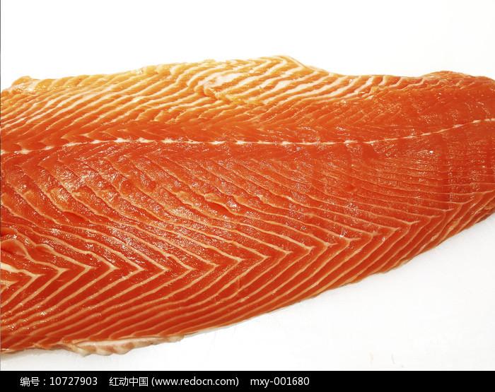 鲜美三文鱼图片