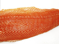 鲜美三文鱼