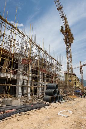 重庆巫山摩天岭房产开发