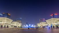 济南西客站广场