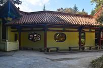 琉璃房屋古建筑